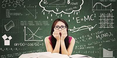 Du hast Angst vor der Prüfung?